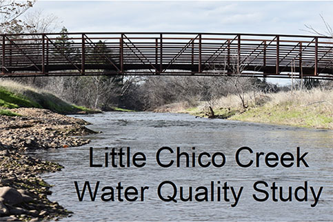 Little Chico Creek Water Quality Study