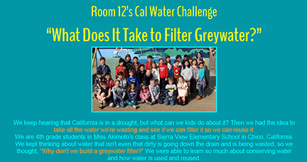 What Does It Take to Filter Greywater